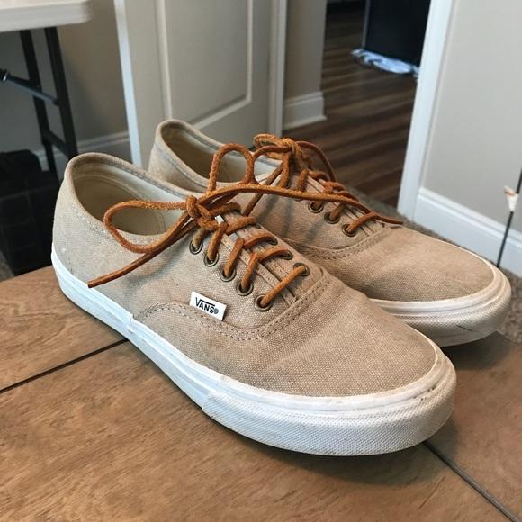 d9681d6e69 Vans Shoes - Womens Vans Size 8.5